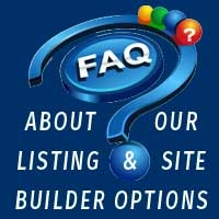 About Listings & Site Builders