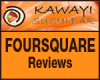 Click here for our FOURSQUARE REVIEWS