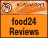 click here for our reviews on food24