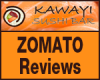 Click here for our Zomato Reviews